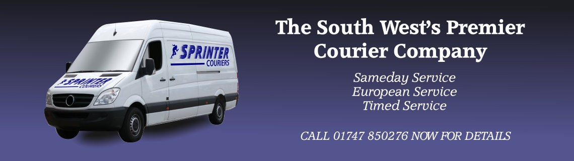 Welcome to Sprinter Couriers